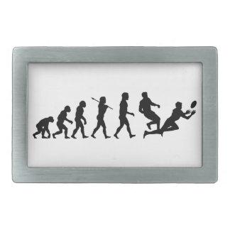 Rugby Evolution Fun Sports Belt Buckles
