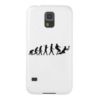 Rugby Evolution Fun Sports Galaxy S5 Cover