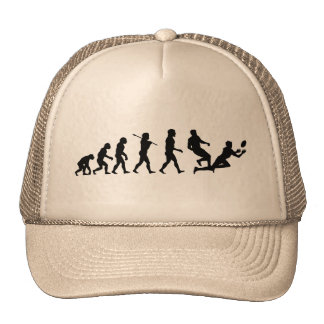 Rugby Evolution Fun Sports Mesh Hats