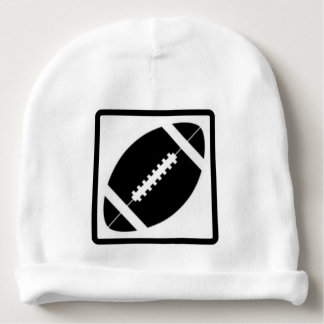 Rugby/Football Baby Beanie