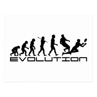 Rugby Football Sport Evolution Art Post Cards