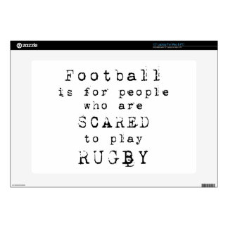 Rugby Football Type.png Decal For Laptop