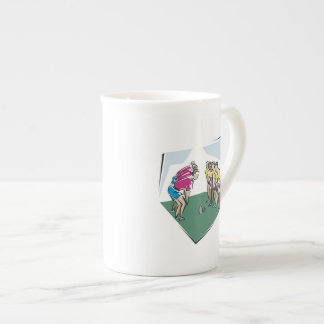 Rugby Game Tea Cup
