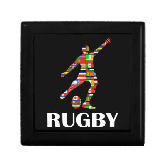 Rugby Gift Box