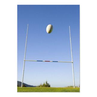 Rugby Goal Card