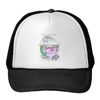 rugby hero, tony fernandes trucker hat