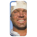 Rugby hooligan iPhone 5 cases