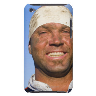 Rugby hooligan iPod touch case