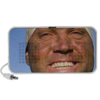 Rugby hooligan laptop speaker