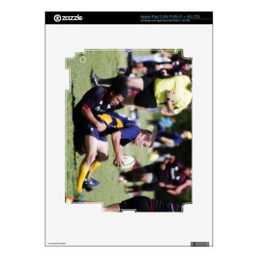 Rugby iPad 3 Decals