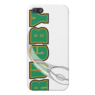 Rugby iPhone SE/5/5s Case