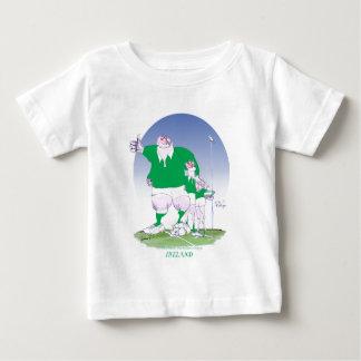 rugby irish chums, tony fernandes t-shirt