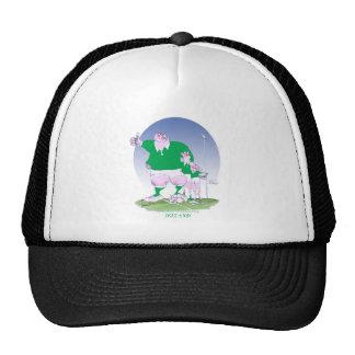 rugby irish chums, tony fernandes trucker hat