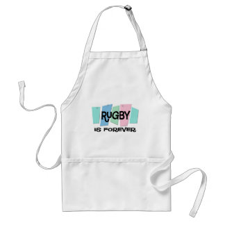 Rugby Is Forever Aprons