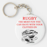 RUGBY KEYCHAIN