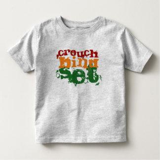 Rugby Kids T-Shirt (Crouch Bind Set)