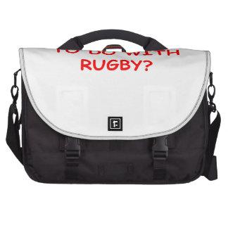 RUGBY BAGS FOR LAPTOP