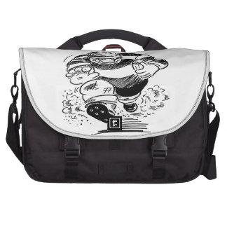 rugby laptop messenger bag