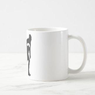 Rugby League Player Coffee Mug