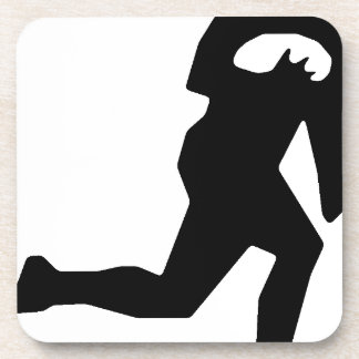Rugby League Player Drink Coaster