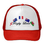 Rugby Lover Extraordinaire Hat