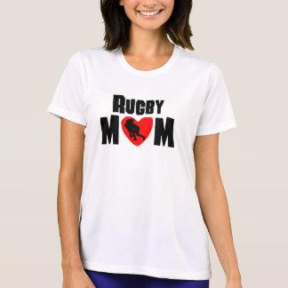 Rugby Mom Tee Shirt