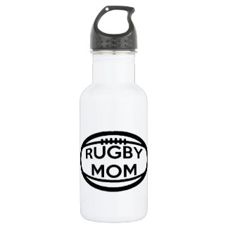 Rugby Mom Water Bottle