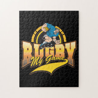 Rugby My Game Puzzle