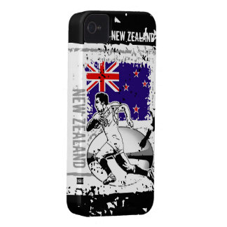 Rugby New Zealand Own iPhone 4 Case-Mate ID Case