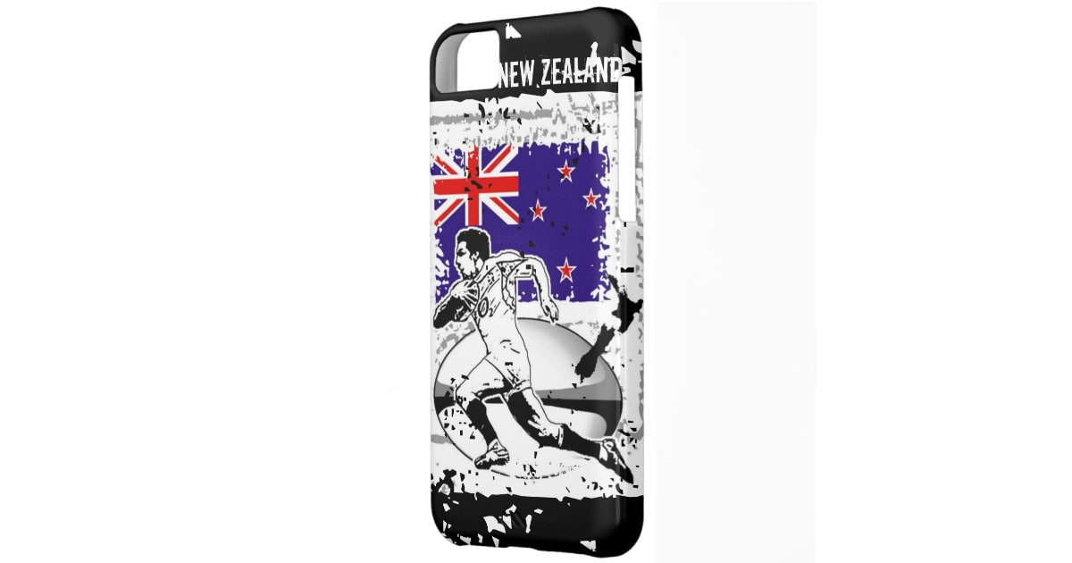 Rugby New Zealand Own iPhone 5 Case-Mate ID Case : Zazzle