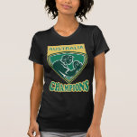 Rugby player Australia Champions shield Tee Shirt