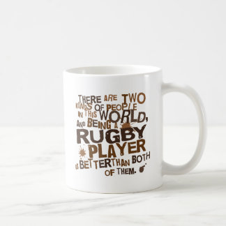 Rugby Player Gift Coffee Mug