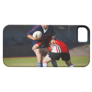 Rugby player tackling another iPhone SE/5/5s case