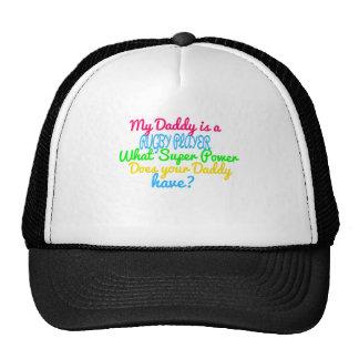 RUGBY PLAYER TRUCKER HAT