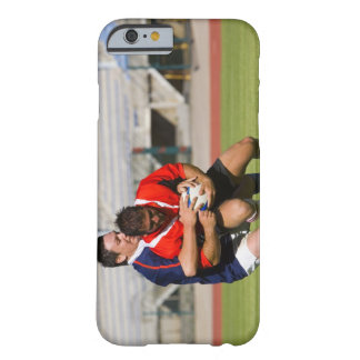 Rugby players fighting for ball barely there iPhone 6 case