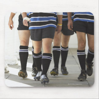 Rugby Players Mouse Pad