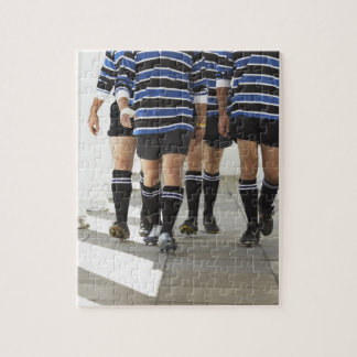 Rugby Players Jigsaw Puzzle