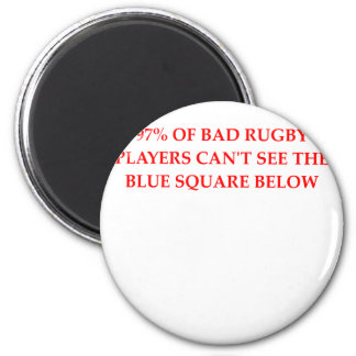 RUGBY.png 2 Inch Round Magnet