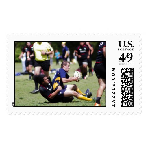 Rugby Postage Stamps