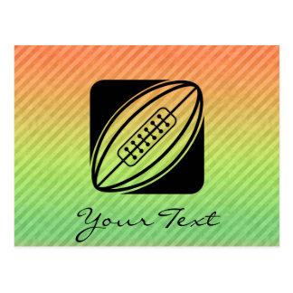 Rugby Postcard