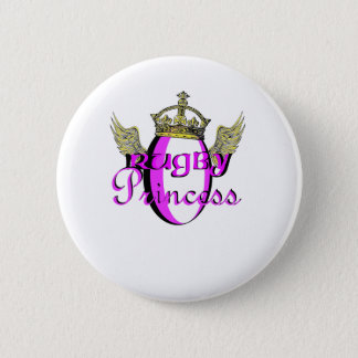 Rugby Princess Button
