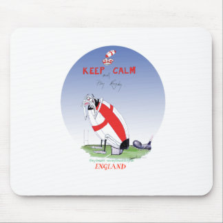rugby - putting the boot in, tony fernandes mouse pad