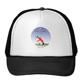 rugby - putting the boot in, tony fernandes trucker hat