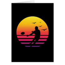 rugby retro sunset, #rugby