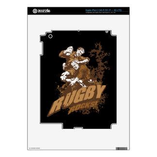 Rugby Rocks! iPad 3 Skins