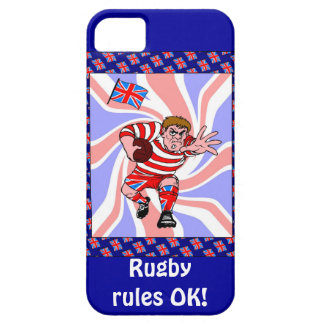Rugby rules, OK! iPhone SE/5/5s Case