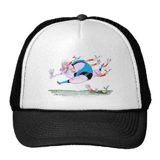 rugby steamroller, tony fernandes trucker hat