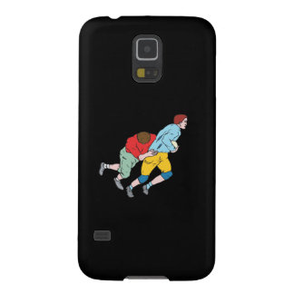 Rugby Tackle Galaxy S5 Case