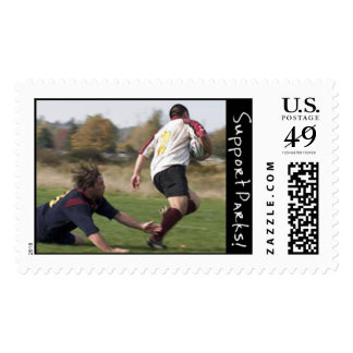 Rugby Tackle Postage