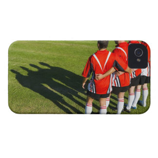 Rugby teammates iPhone 4 case